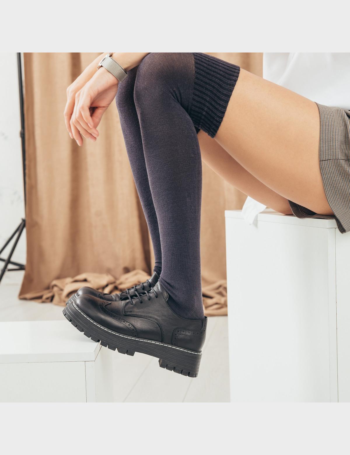 Туфли черные. Натуральная кожа6