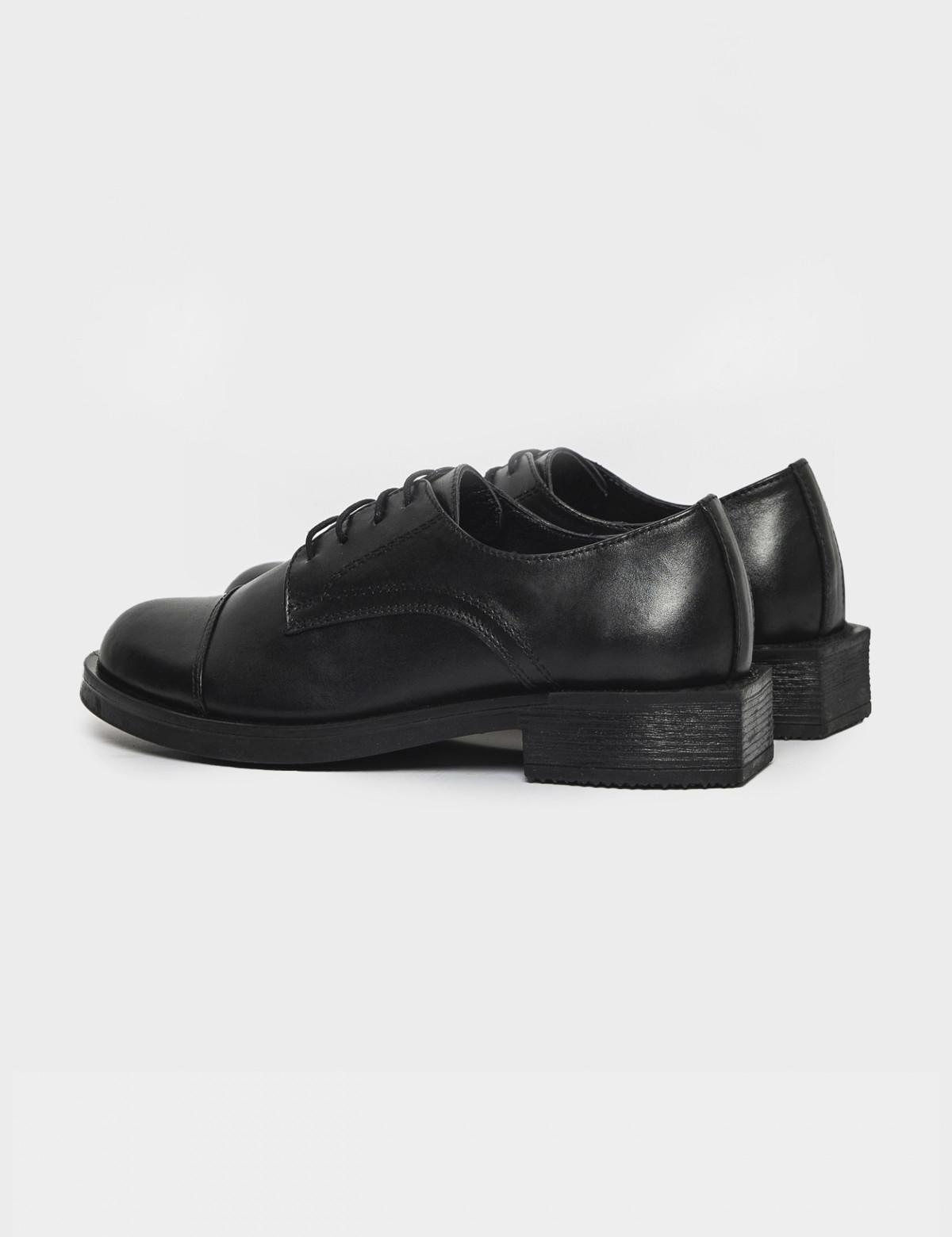 Туфли черные. Натуральная кожа2