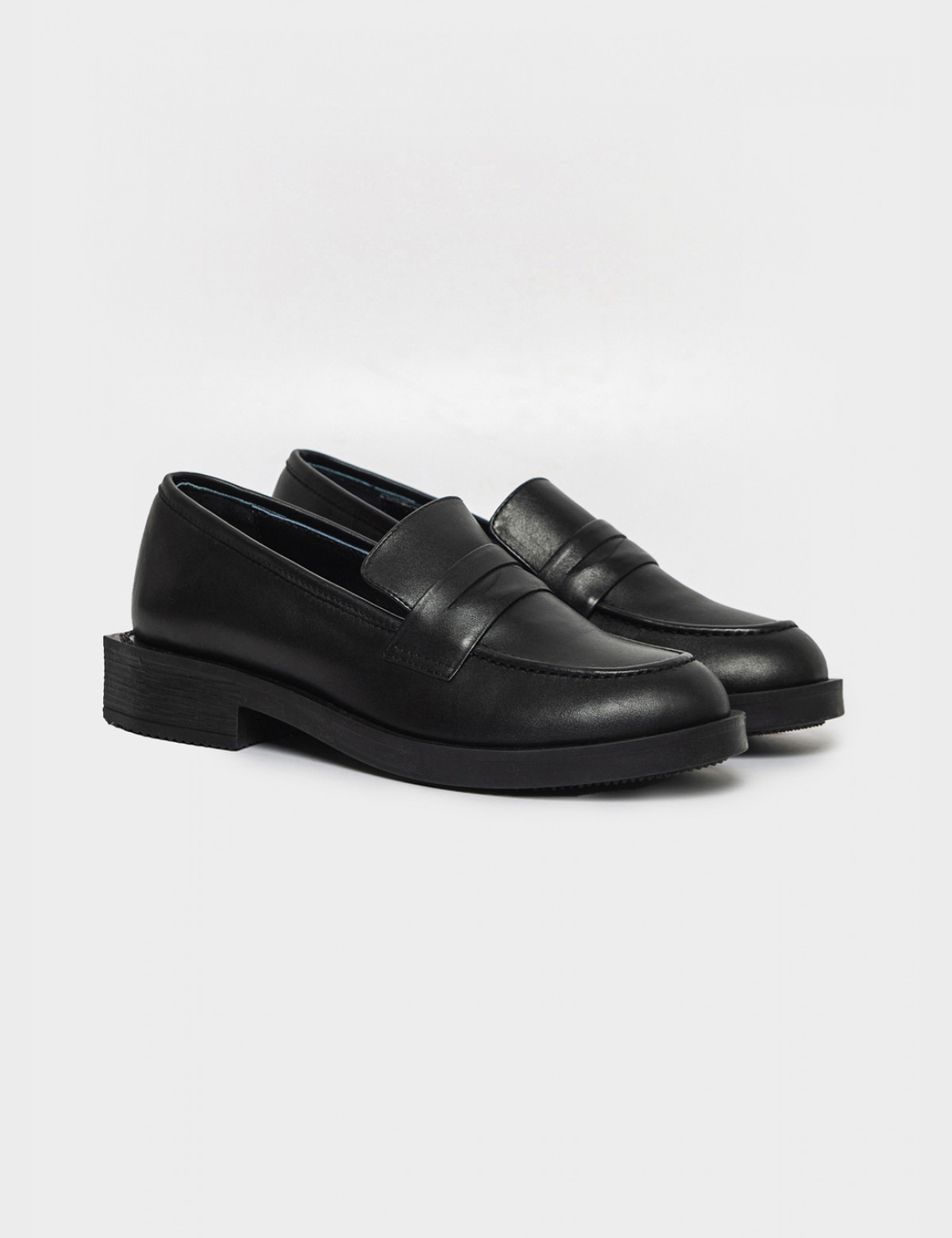 Туфлі чорні. Натуральна шкіра1