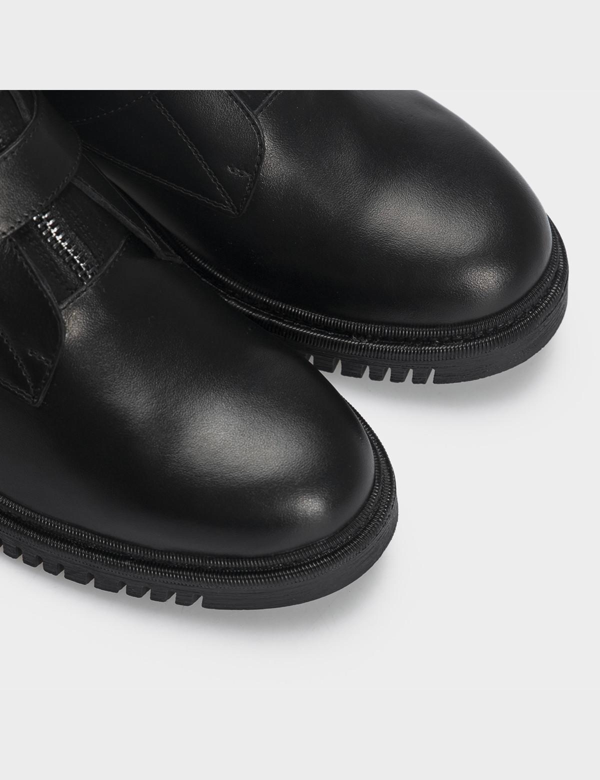 Ботинки, натуральная кожа/замша. Байка4