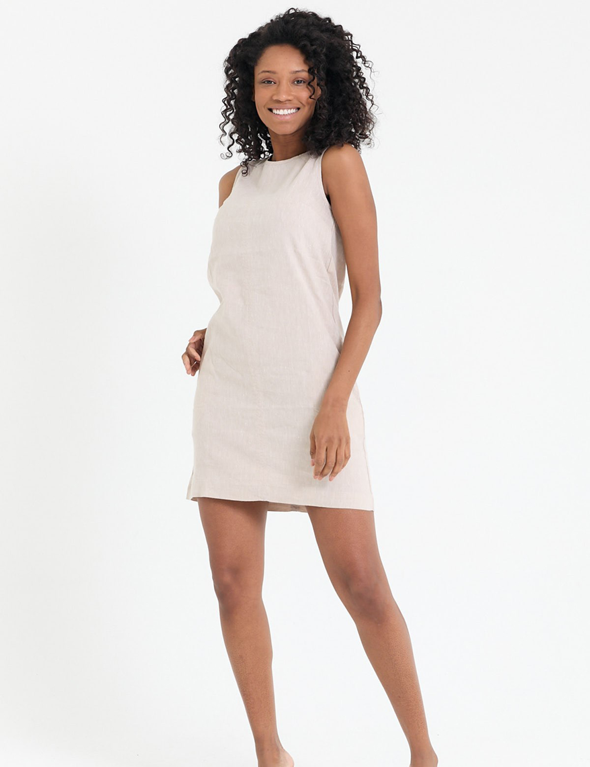 Сукня бежева5