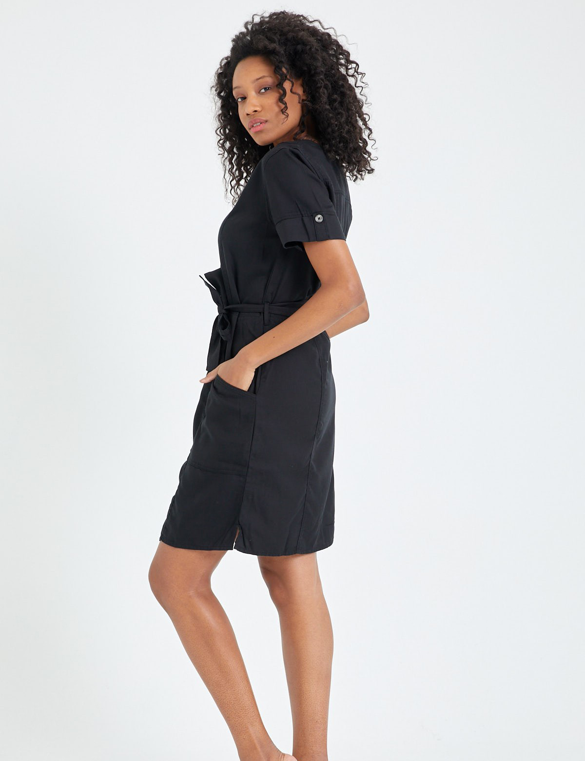 Сукня чорна2
