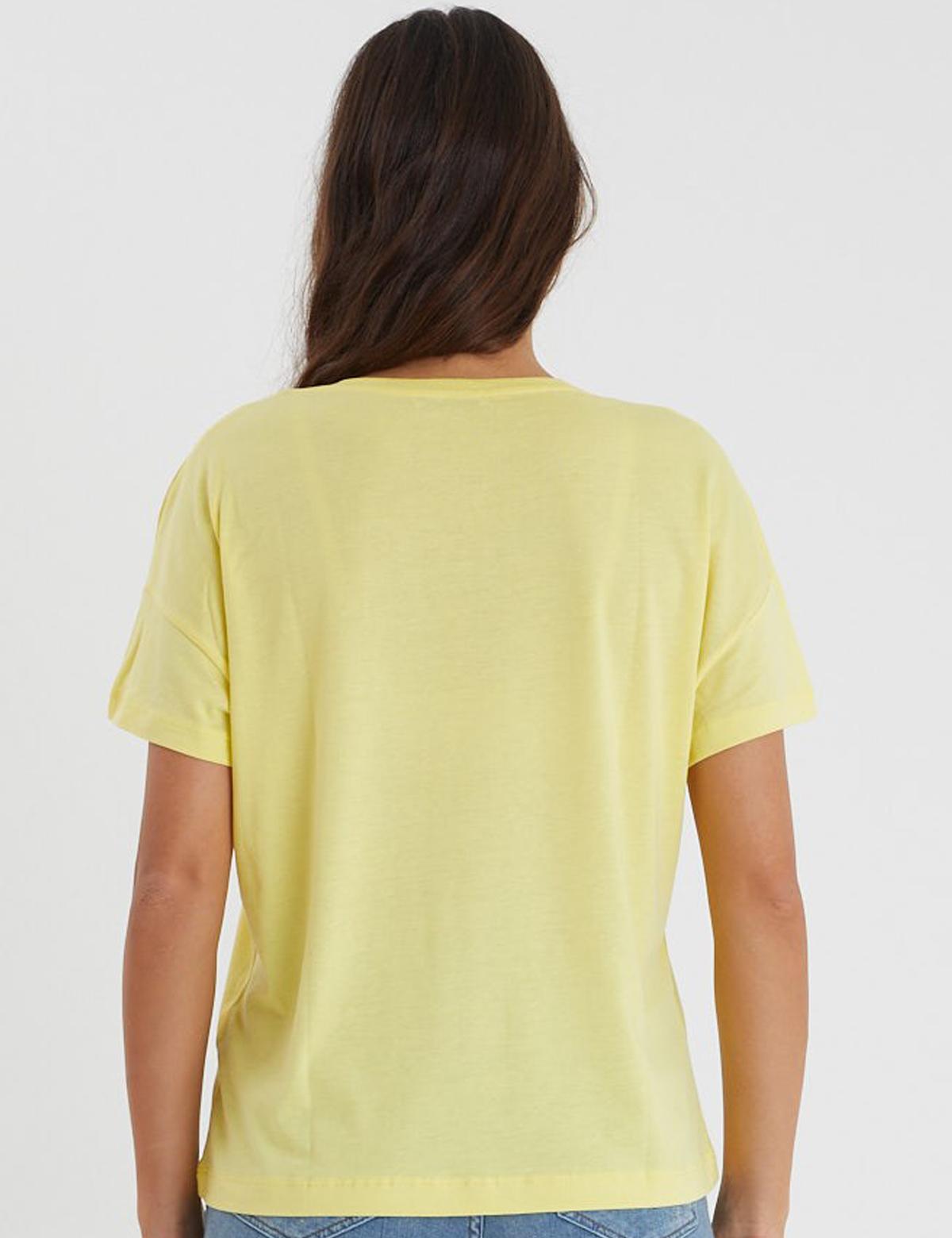 Футболка жовта6