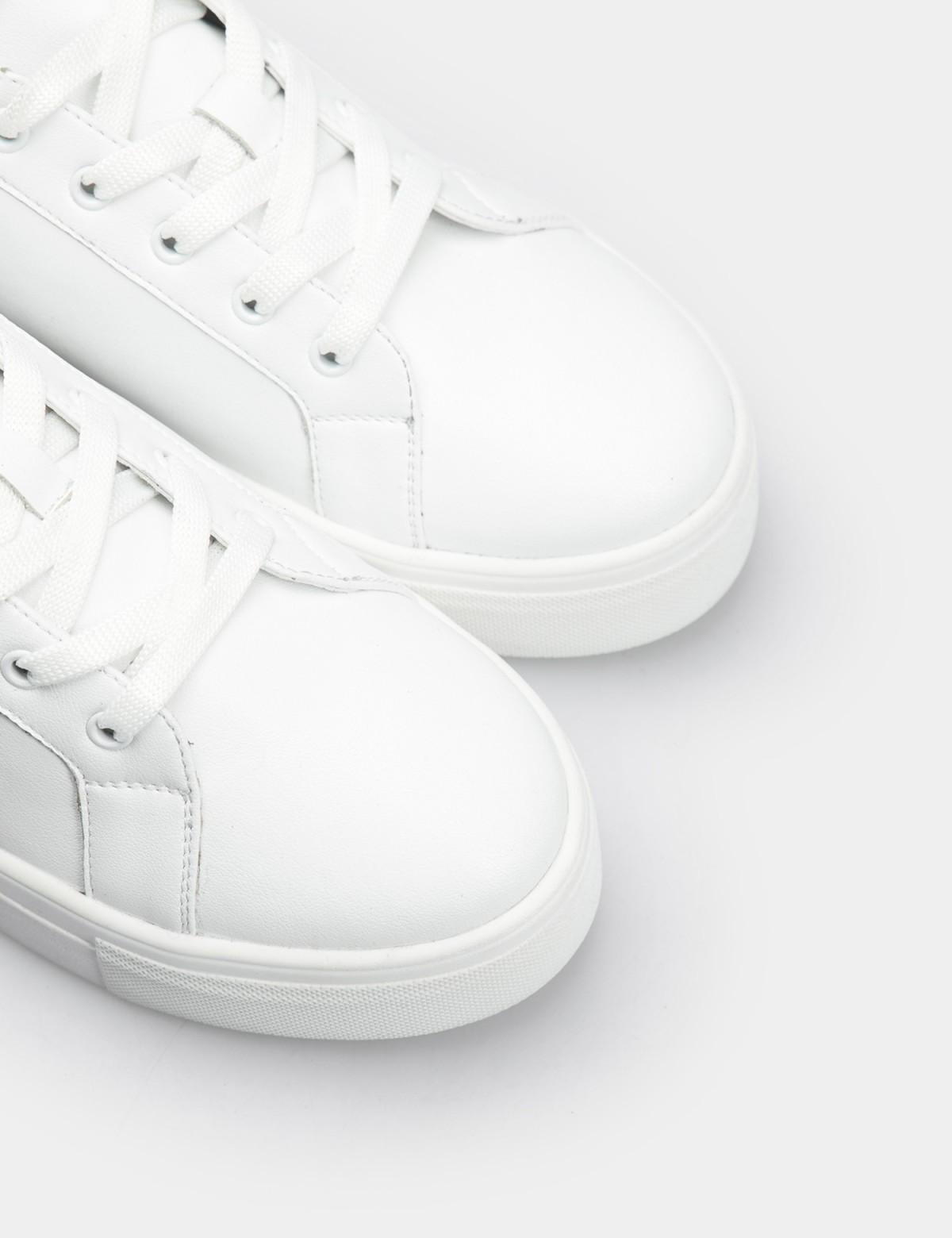 Кеди білі, натуральна шкіра4