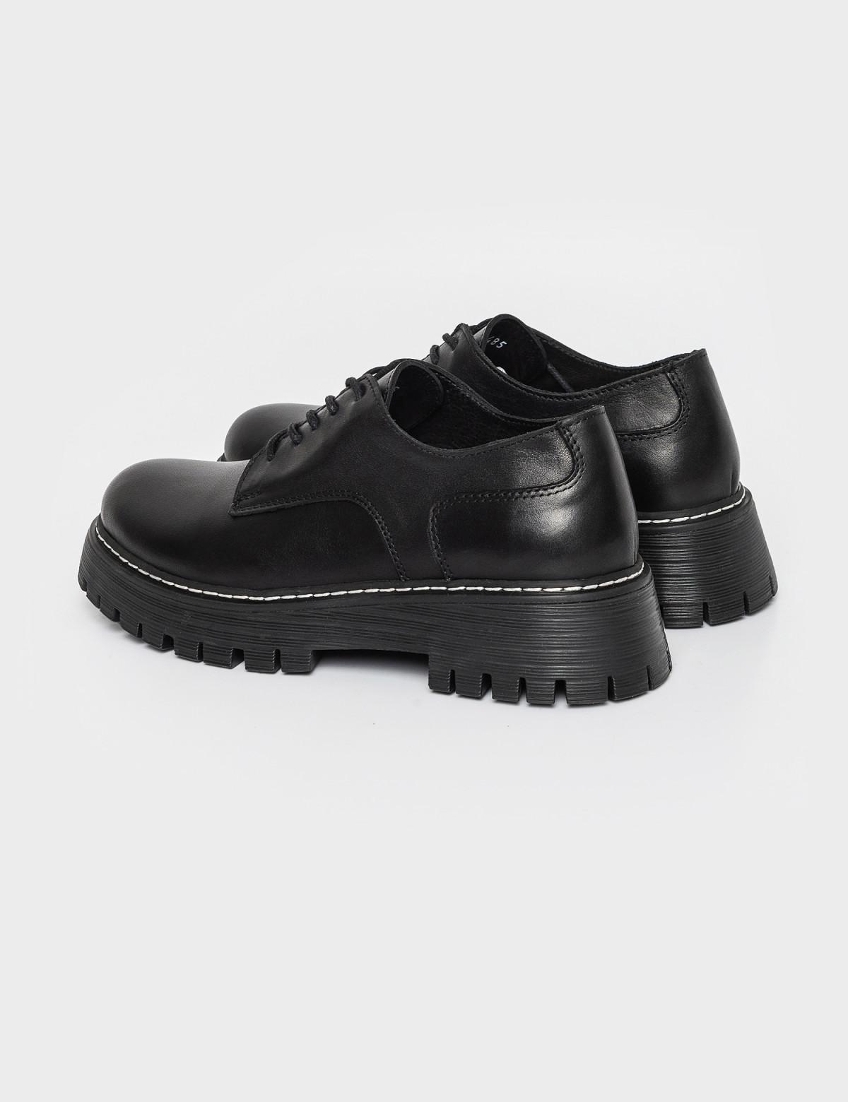 Туфлі чорні. Натуральна шкіра2