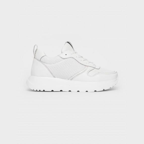 Кросівки білі. Натуральна шкіра