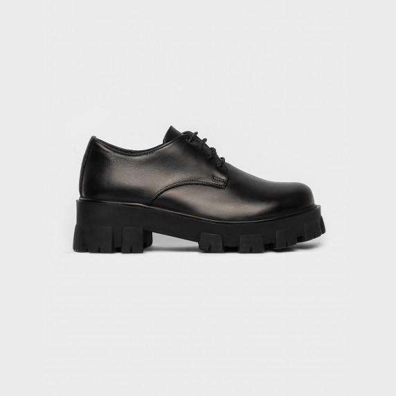 Туфлі чорні. Натуральна шкіра