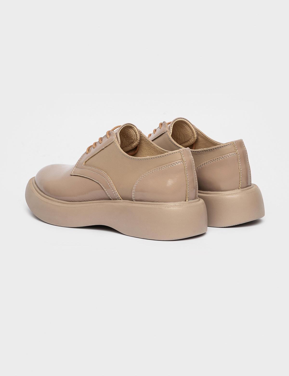 Туфлі бежеві. Натуральна шкіра2