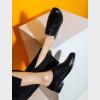 Туфли черные, натуральная кожа6