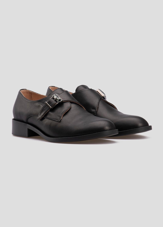 6168cdd97 Туфли черные, натуральная кожа - купить по цене 1 899 грн в Украине ...